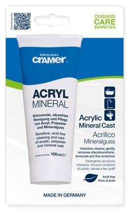 Acrylic/Mineral Cast