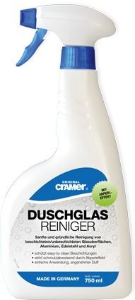 Duschglas-Reiniger