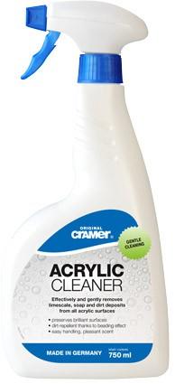 Limpiador acrílico